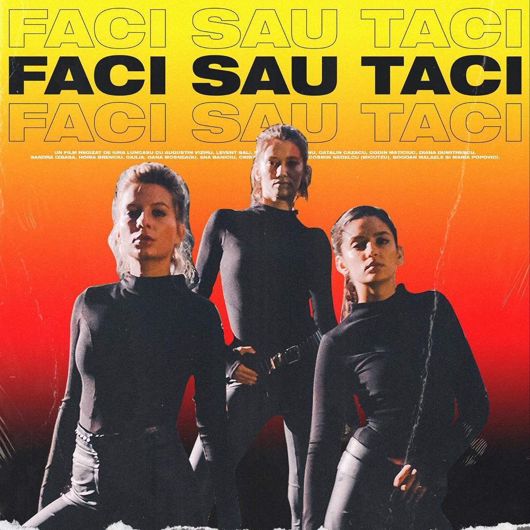 """Piesa oficială de pe coloana sonoră a filmului """"Faci sau taci"""", cântată de Ana Baniciu. Link în bio!…"""