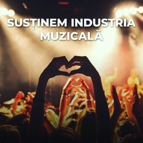 Muzica românească nu trebuie lăsată să moară. La fel cum susținem celelalte ramuri ale industriei, t…