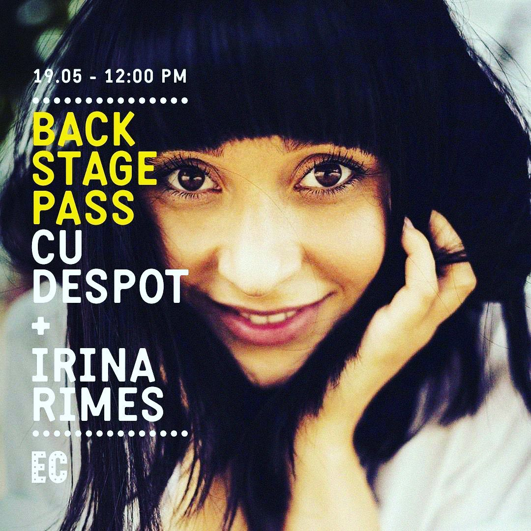 #tomorrow  @irinarimes | @adriandespot | @electriccastle …