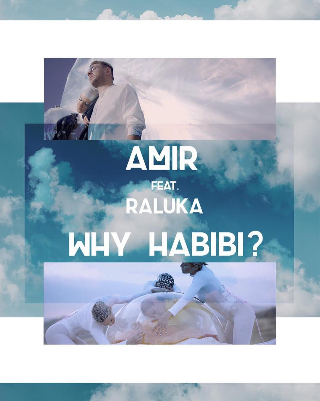 @ralukaofficial just launched a new song with @amirrofficial. #whyhabibi…