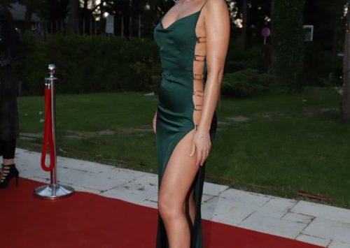 Ana Baniciu provocatoare la petrecerea VIVA 2019